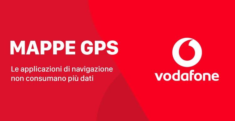 Vodafone Exclusive: utilizzare le mappe non consumerà i vostri gigabyte