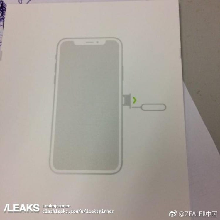 iPhone 8 manuale utente