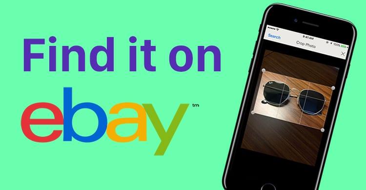L'app per iOS di eBay permetterà presto di trovare oggetti tramite il riconoscimento in foto e immagini! [Video]