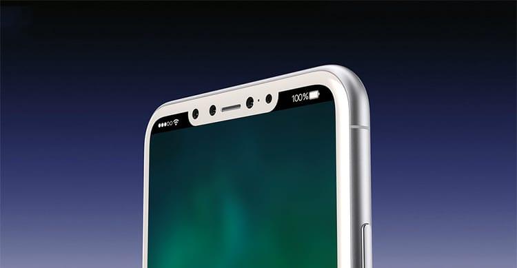 Ancora novità su iPhone 8: Touch ID assente, funzionalità Tap to Wake e split status bar