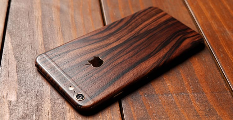 iPhone Legno Cover