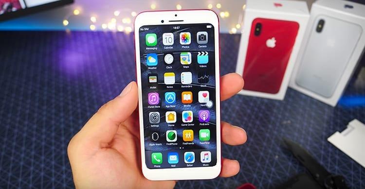 iPhone 8: L'unboxing di un clone cinese [Video]