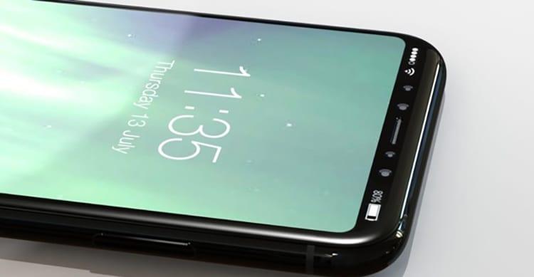 """iPhone 8: nuovo rendering mostra il design """"definitivo"""""""
