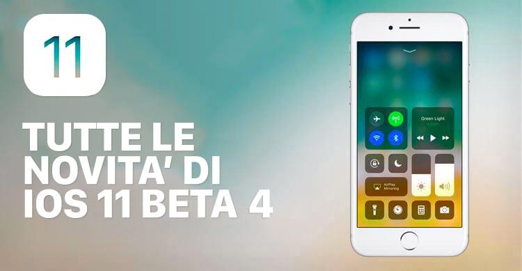 iOS 11 beta 4: Ecco tutte le novità in ANTEPRIMA raccolte in un unico articolo su iSpazio [19]