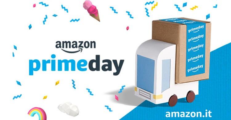 Oggi, dalle 18:00 inizia il Prime Day di Amazon: Ecco come avere 5€ in omaggio