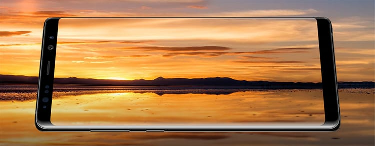 Galaxy Note 8 Display
