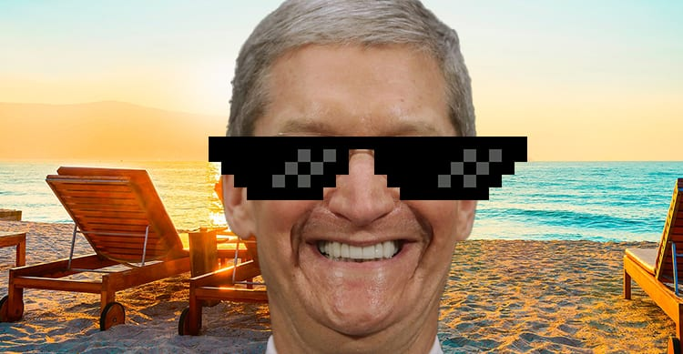 Tim Cook Mare