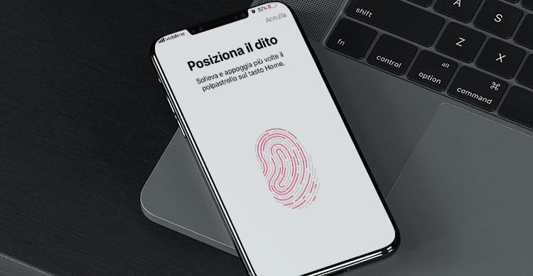Con iOS 11 è possibile disattivare il Touch ID immediatamente nel caso ci sentissimo minacciati