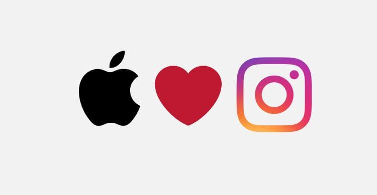 Apple sbarca anche su Instagram con l'account ufficiale e verificato
