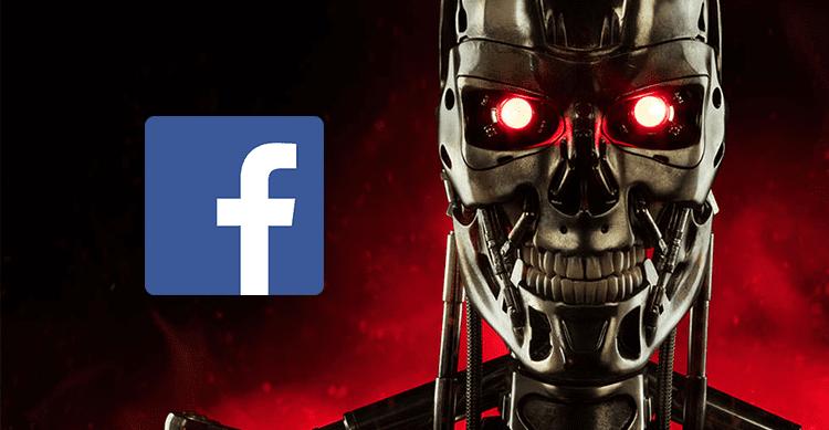 terminator facebook bot
