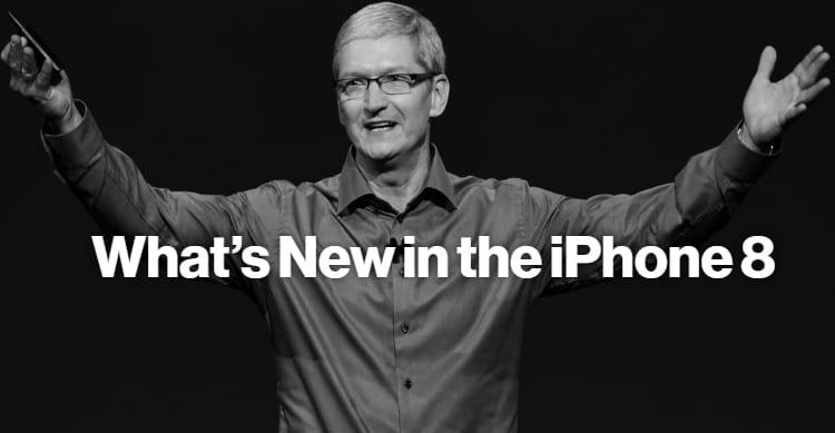iPhone 8 novità