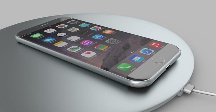 iPhone 8 ricarica wireless