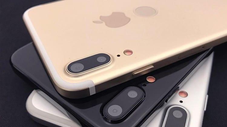 KGI: iPhone 8, 7s e 7s Plus disponibili solo in tre colorazioni, e saranno tutti presentati all'evento di Settembre