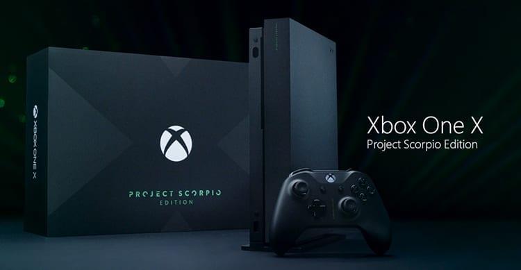 Microsoft, GamesCom 2017: Xbox One X Project Scorpio Edition e tutte le altre novità [Video/Trailer]
