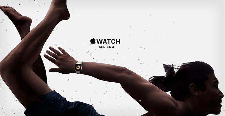 Apple Watch Serie 3 con LTE sarà compatibile esclusivamente con iPhone 6 e successivi