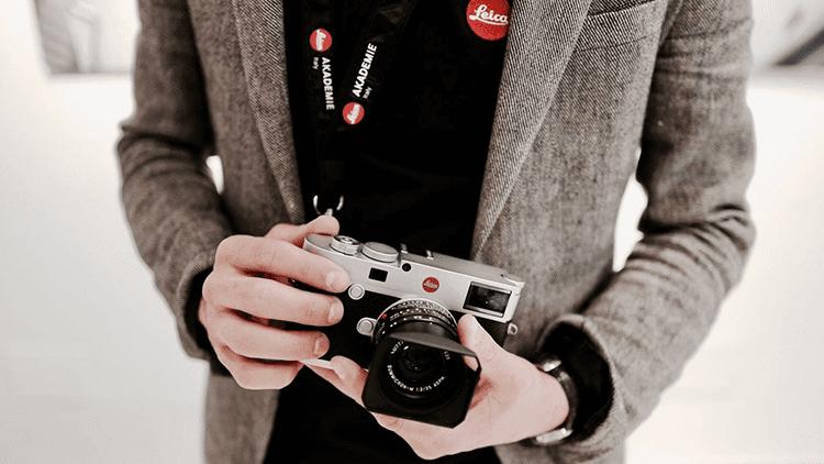 Dallo scatto alla post-produzione, al via il Leica tour con Med Store