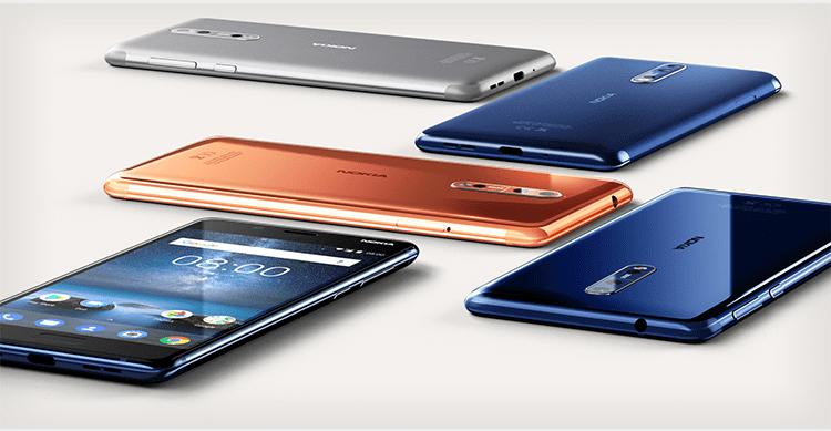 Il Nokia 8 arriva in Italia, disponibili da oggi i pre-ordini !