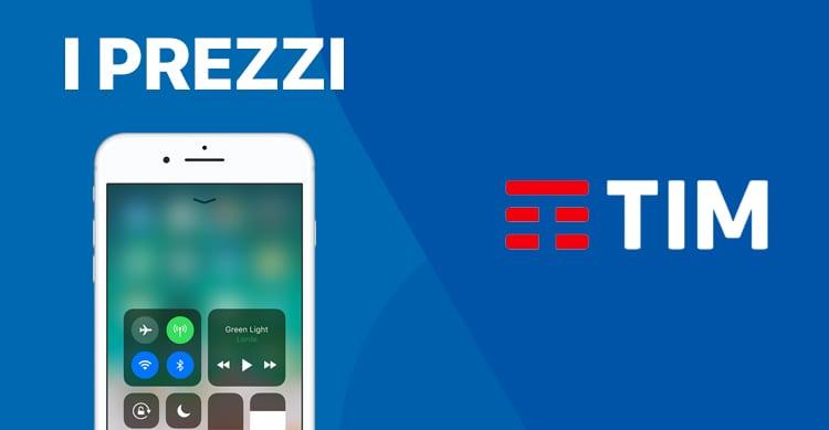 In ANTEPRIMA: i prezzi italiani e le offerte di TIM per acquistare un iPhone 8