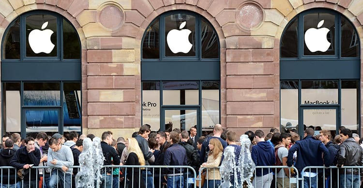 fila apple store
