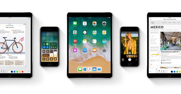 L'installazione di iOS 11 rallenta i dispositivi compatibili più vecchi?
