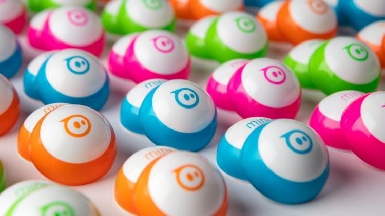 Sphero Mini: la pallina robot controllabile con il vostro volto [Video]