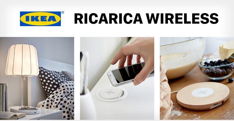 """""""IKEA Link Different"""", le nuove pubblicità sulla ricarica Wireless che strizzano l'occhio ad Apple"""