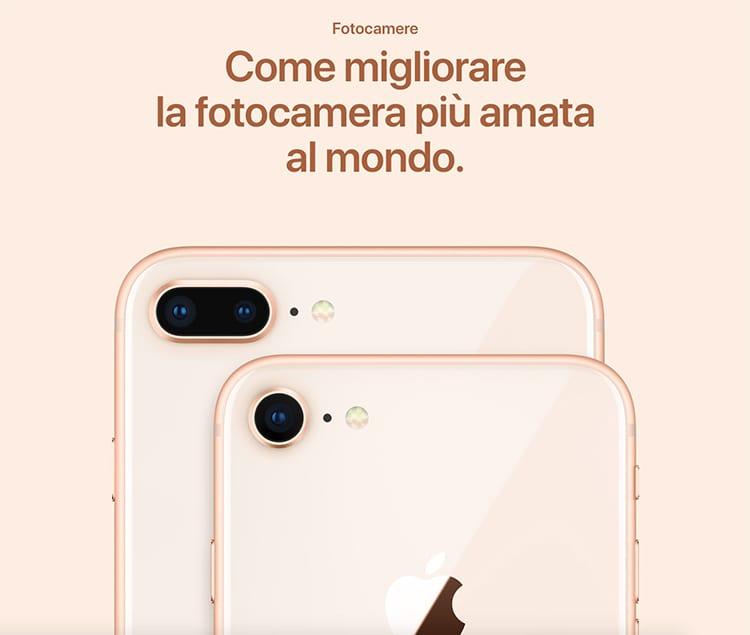 DxOMark: La fotocamera dei nuovi iPhone 8 è la migliore del mondo. Entrano subito al primo posto in classifica.