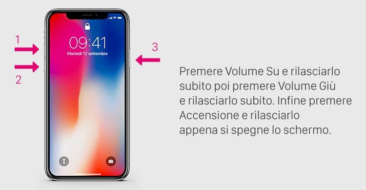 Come si spegne iPhone X (Guida) | www.cantinesanpancrazio.it