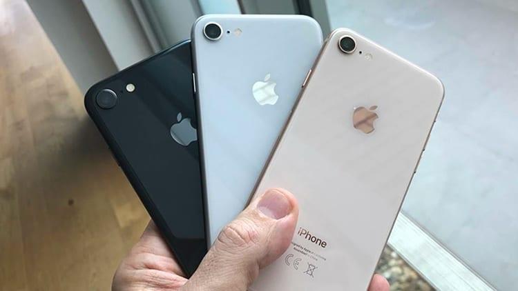 Iphone 8 Schermo Nero Bloccato Con Caricamento