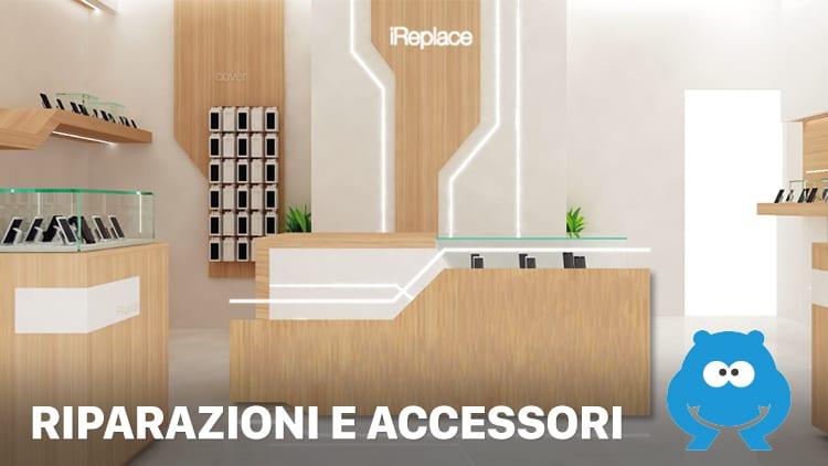 iReplace: dopo numerosi negozi specializzati in riparazioni, lancia gli accessori ufficiali e lo smartphone Frog Mobile a 39,90€