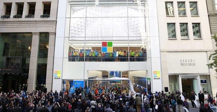 Microsoft segue l'esempio di Apple: nuovo flagship store a Londra, nel cuore dello shopping