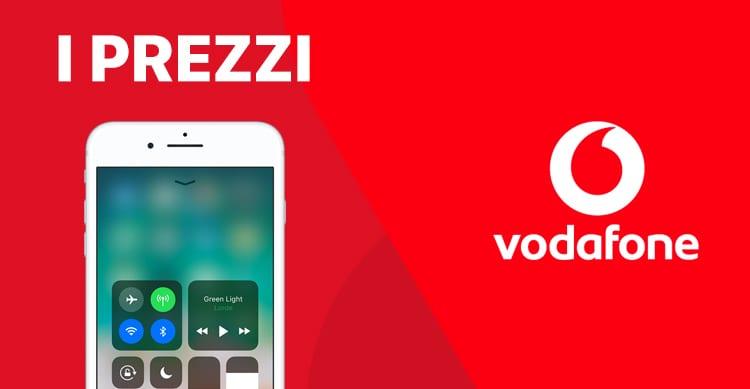 I prezzi e le offerte di vodafone per acquistare iphone 8 for Combustibile zibro prezzi e offerte