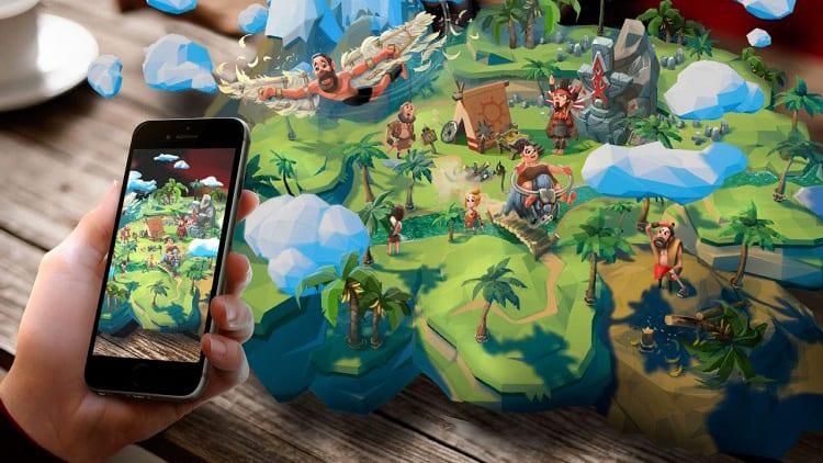 ARKit: i giochi sono le app più popolari tra quella basate sul framework Apple