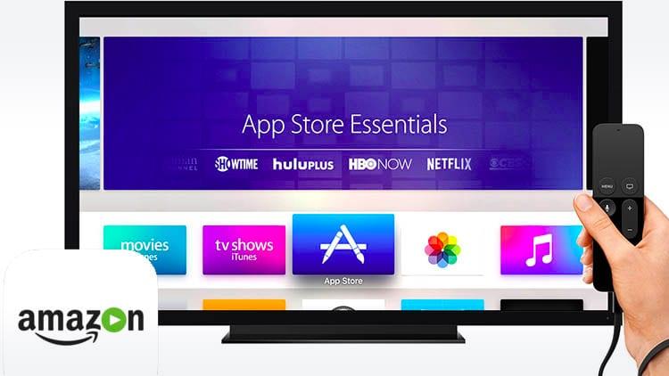 Amazon Prime Video sarà disponibile tra pochi giorni per Apple TV