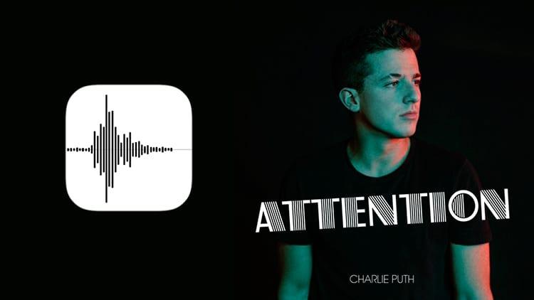 """Anche un iPhone ha contribuito alla creazione di """"Attention"""", hit di Charlie Puth [Video]"""
