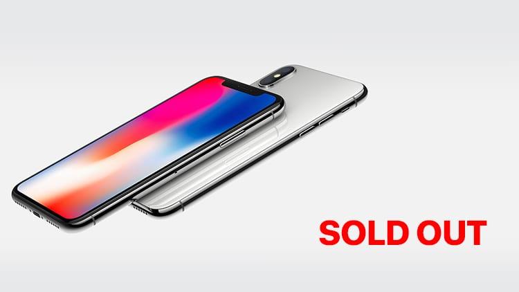 iPhone X ufficialmente disponibile al preordine: già sold out in pochi minuti. Siete riusciti a prenotarlo?