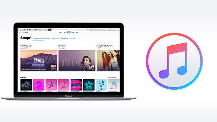 Apple rilascia iTunes 12.6.4, un piccolo aggiornamento per la versione che comprende ancora l'App Store