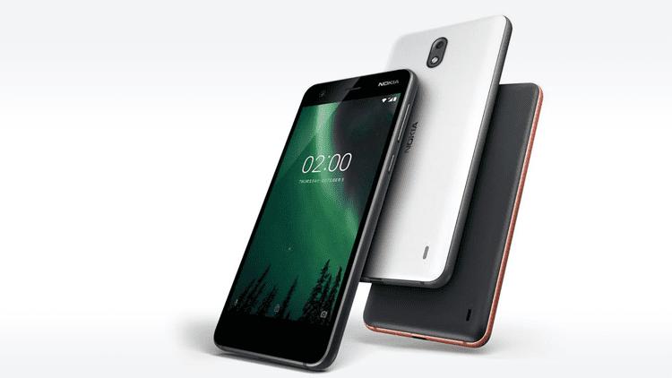 HMD Global annuncia il lancio del Nokia 2