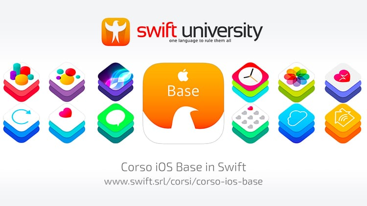 A Novembre si impara a programmare App per iPhone a Padova, Bologna, Milano e Roma con il corso di Swift University