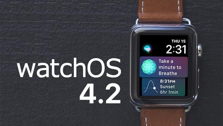 Apple rilascia watchOS 4.2 beta 1 e tvOS 11.2 beta 1 per gli sviluppatori