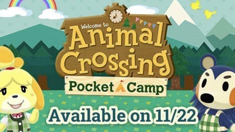 """Nintendo annuncia che """"Animal Crossing: Pocket Camp"""" arriverà su App Store il 22 Novembre! [Video]"""