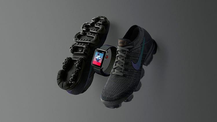Nike annuncia la versione esclusiva Apple Watch Series 3 LTE Midnight Fog