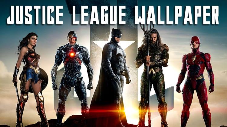 Justice League Ecco Gli Sfondi Per Il Vostro IPhone Del Nuovo Film DC