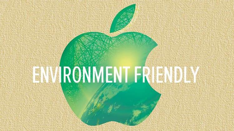 L'obiettivo di Apple è di realizzare prodotti totalmente con materiali riciclati