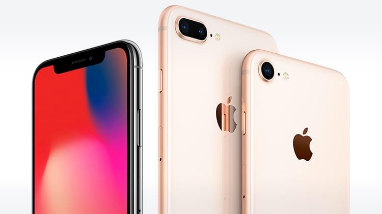 iPhone X in soli 3 giorni ha superato le vendite di iPhone 8 ed 8 Plus in un mese e mezzo