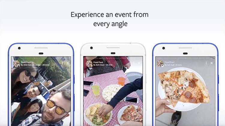Facebook ha annunciato le Storie dedicate esclusivamente ai Gruppi ed Eventi