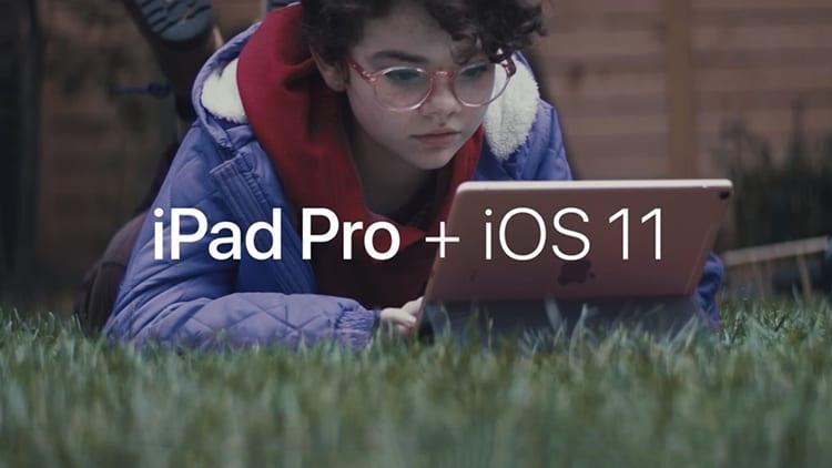 Nuovo spot pubblicitario per iPad Pro con iOS 11: Cos'è un computer? [Video]