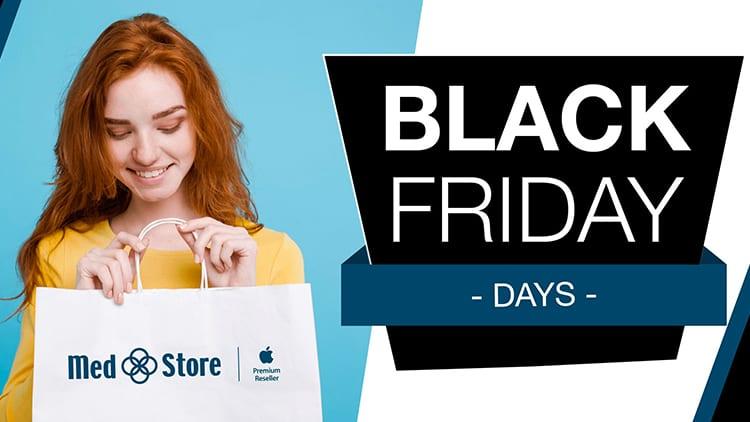 Med Store lancia i Black Friday Days