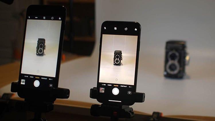 Su iPhone X lo zoom ottico a 2x si attiva con molta meno luce rispetto all'iPhone 7 Plus