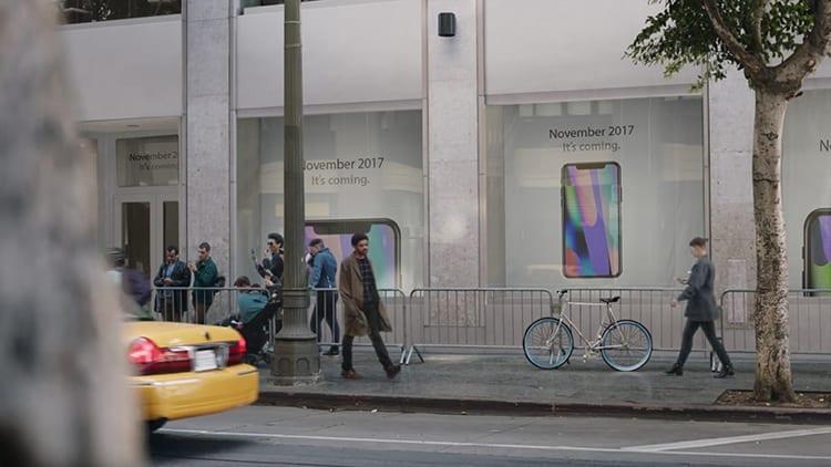 Samsung realizza uno spot pubblicitario contro Apple e l'iPhone X [Video]